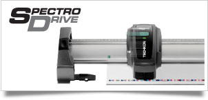 SpectroDrive | Auto Scanning Spectrophotometer